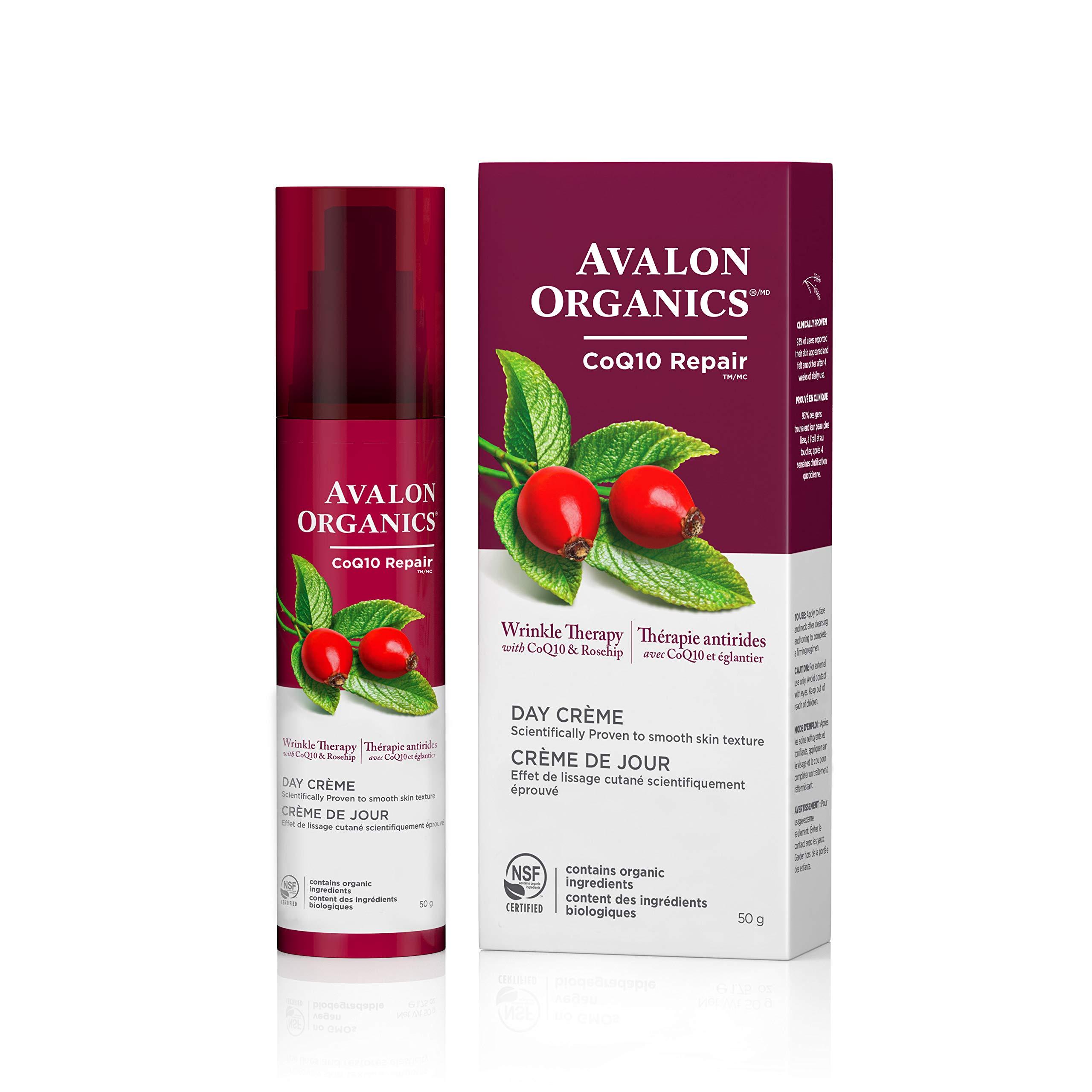 Avalon Organics Wrinkle Therapy Cr%C3%A8me