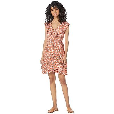Sanctuary Johanna Wrap Dress (Spring Fever) Women