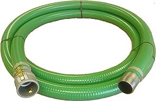 Abbott Rubber PVC Suction Hose Assembly, Green, 2