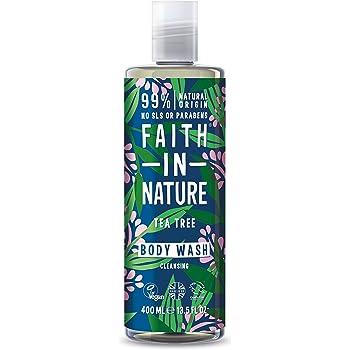 Faith in Nature, Gel y jabón (Pomelo y naranja) - 400 ml.: Amazon ...
