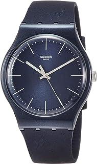 [スウォッチ]SWATCH 腕時計 New GentニュージェントNAITBAYANG (ナイトバヤング) ユニセックス SUON136 【正規輸入品】