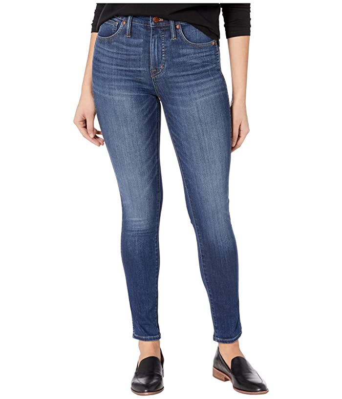 Madewell  10 High-Rise Skinny in Danny (Danny) Womens Shorts