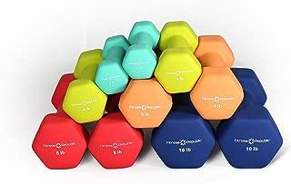 Fitness Republic Neoprene Dumbbell Pairs - Combos