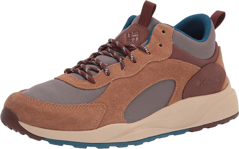 Columbia Men's Pivot Mid Shoe Max 69% OFF Waterproof Hiking Surprise price