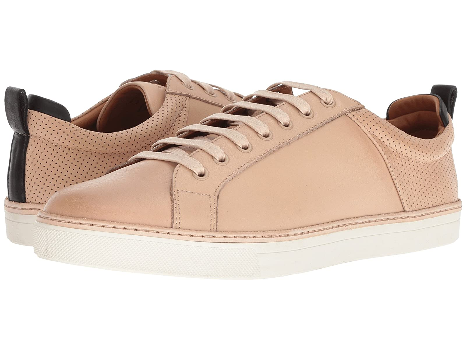 Gordon Rush MarstonAtmospheric grades have affordable shoes