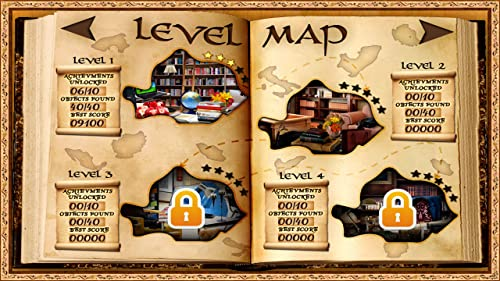 At the Library - Find Hidden Object Game [Download]