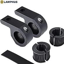 LAMPHUS 2PC Off-Road LED Light Bar 0.75