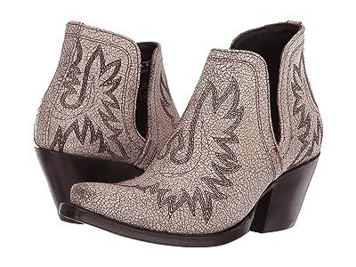 Ariat Dixon (Blanco) Cowboy Boots