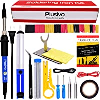 3-Pack Plusivo Electronics Soldering Iron Kit