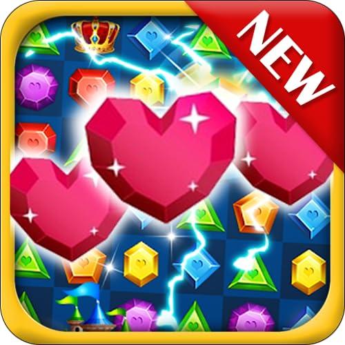 Magic Jewel Puzzle Blast Mania - Free Jewel Match 3 Games Android!