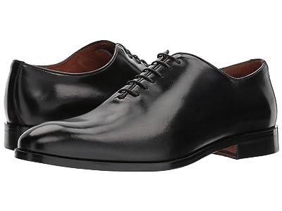 Massimo Matteo Bal Plain Toe (Black) Men