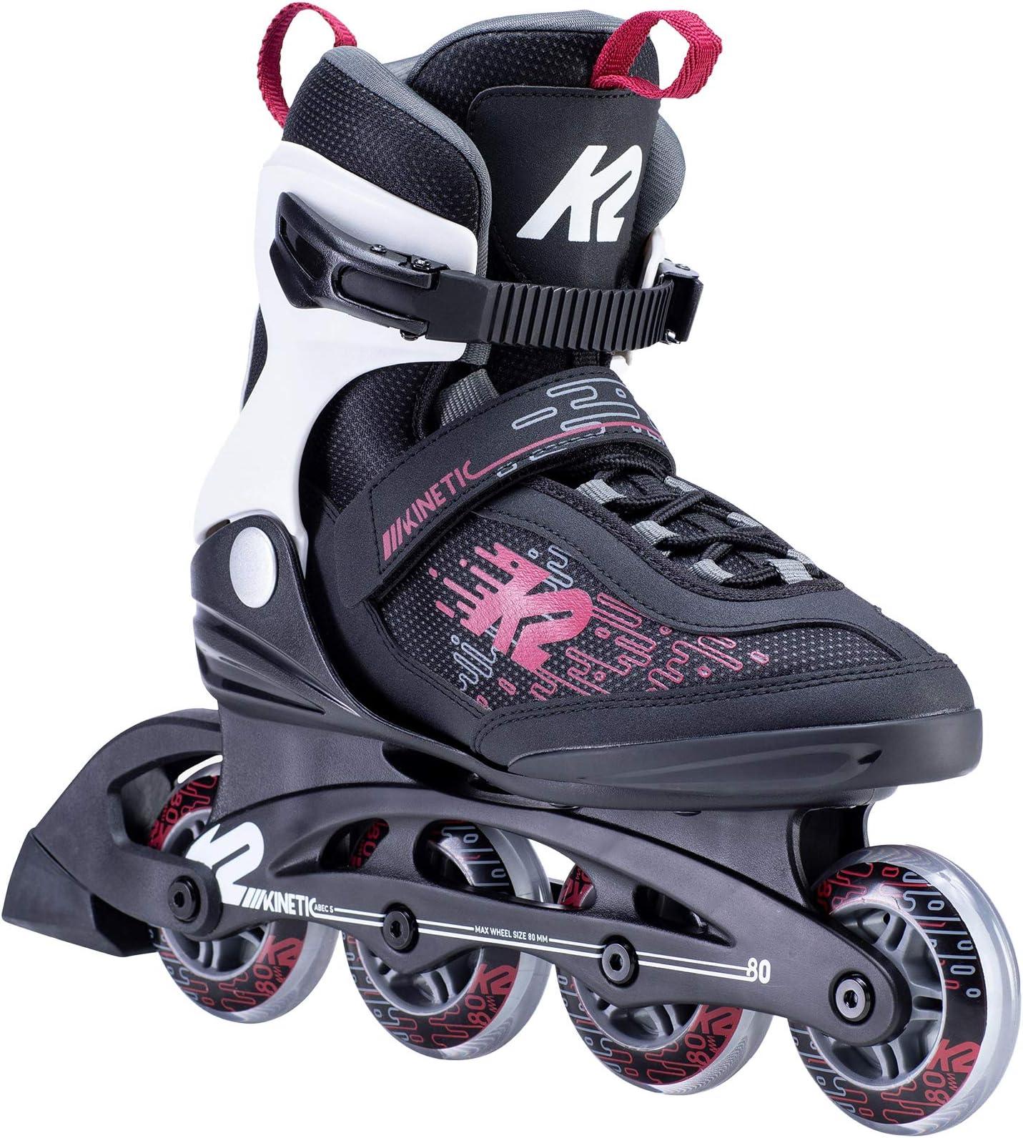 K2 Skate Women's Kinetic 80 Inline Skate