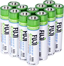 Sponsored Ad – Fuji Enviromax AAA LR03 Super Alkaline Batteries - Eco-Friendly, Long Lasting, Powerful, No Harmful PVC & H...