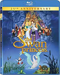 Announcing THE SWAN PRINCESS 25th Anniversary Events and Special Blu-ray Release from Sony Pictures