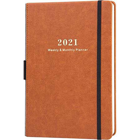 Premium 2019 Academic Diary A5 Page a day or week to view Planner HardCase Bound
