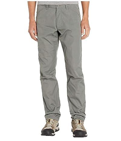 Fjallraven High Coast Fall Trousers (Thunder Grey) Men