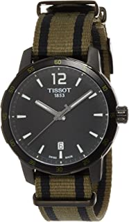 Tissot Men's T0954103705700 Analog Display Quartz Black Watch