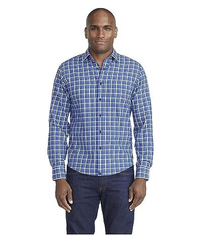 UNTUCKit Lightweight Flannel Fresco Shirt (Blue) Men