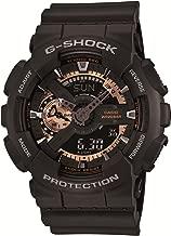 [カシオ] 腕時計 ジーショック Rose Gold Series ローズゴールドシリーズ GA-110RG-1AJF ブラック