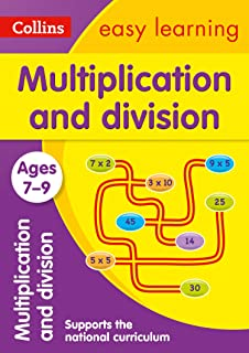Collins Easy Learning Age 7-11 ― Multiplication and Division Ages 7-9: New Edition