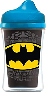 NUK Insulated Sippy Cup, Batman & Justice League, 9oz 2pk