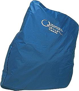 オーストリッチ(OSTRICH) 輪行袋 [ロード320] 輪行袋 ネイビーブルー リア用エンド金具付属
