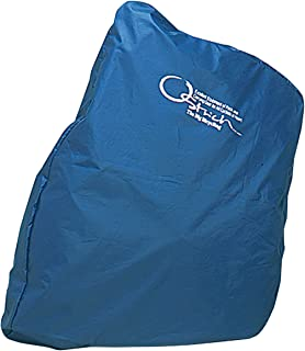 OSTRICH(オーストリッチ) 輪行袋 [ロード320] 輪行袋 ネイビーブルー リア用エンド金具付属