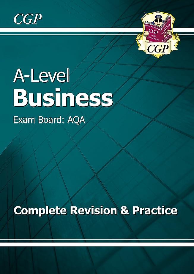 エピソード宇宙船宇宙船A-Level Business: AQA Year 1 & 2 Complete Revision & Practice (CGP A-Level Business) (English Edition)
