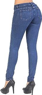 Stretch Butt Lifting Skinny Jeans | Pantalones Levantacola 600