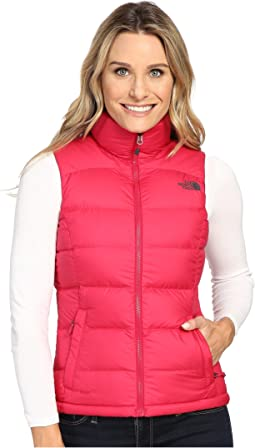 노스페이스 눕시2 패딩 조끼 The North Face Nuptse 2 Vest,Cerise Pink (Prior Season)