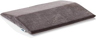 テンピュール(Tempur) クッション グレー レギュラー 約 幅70x奥行40x厚さ2~6cm ベッドバックサポート 120920