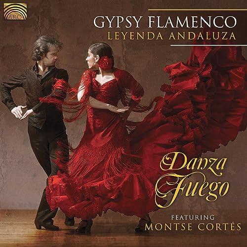 Danza Fuego: Gypsy Flamenco, Leyenda Andaluza