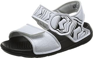 Adidas - Altaswim Star Wars - CQ0128 - Color: White-Black - Size: 8 Toddler