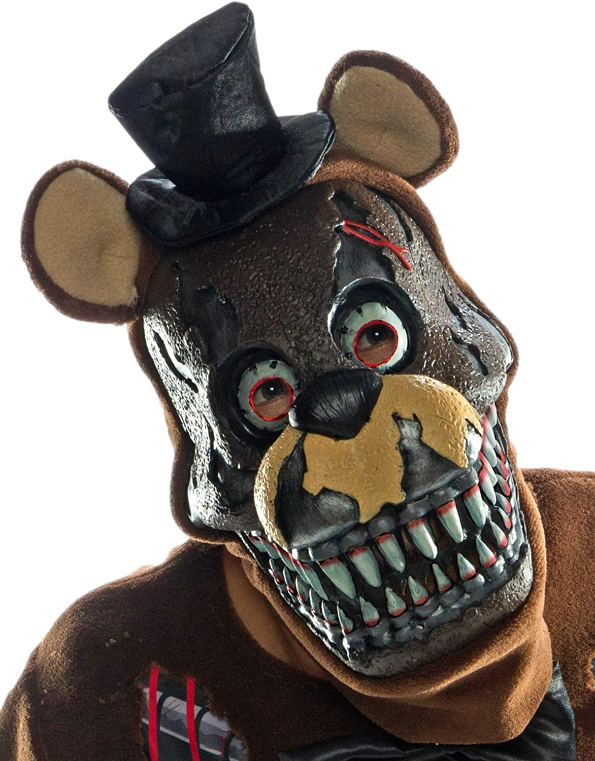 Five Nights At Freddys Nightmare Freddy Costume Child