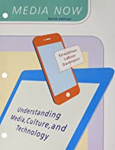Bundle: Media Now: Understanding Media, Culture, and Technology, Loose-Leaf Version, 10th + MindTap Mass Communication, 1 term (6 months) Printed Access Card