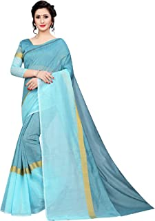 Perfectblue Women's Women's Art Mysore Silk Saree With Blouse Piece(RU9HI)