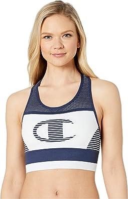 White/Athletic Navy