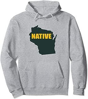 Best wisconsin home hoodie Reviews