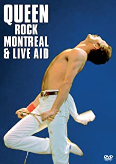 Queen Rock Montreal/Live Aid [DVD] [Import]