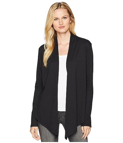 Alternative Womens Modal Stevie Wrap Cardigan Sweater