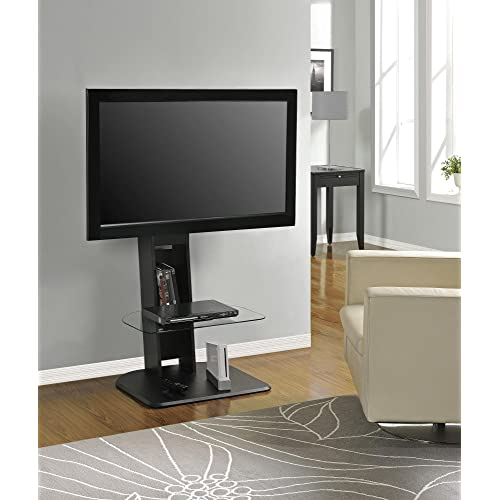 50 Inch Tv Stand Black Amazoncom