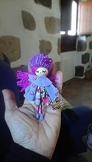 Spilla da bambola:Collezione