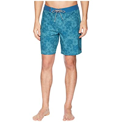 Rip Curl Mirage Preset Boardshorts (Blue) Men