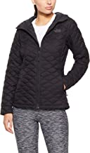 The North Face Women's W Thermoball Hoodie TNF Black Matte