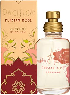 Pacifica Beauty Persian Rose Spray Perfume, Made with Natural & Essential Oils, 1 Fl Oz