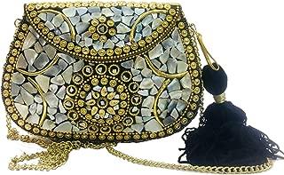 Amazon.es: Terciopelo - Carteras de mano y clutches / Bolsos ...