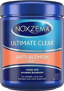 Best noxzema blemish pads Reviews