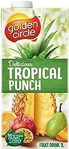 Golden Circle Tropical Punch Fruit Drink 1 Litre x 12