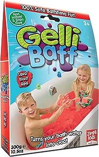 arancione Gelli Baff Play bagno glitter vassoi 50/g