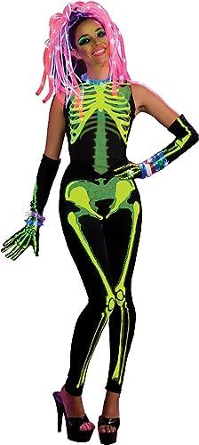 los últimos modelos Rubies Disfraz Disfraz Disfraz Ravin esqueleto niña  Entrega gratuita y rápida disponible.